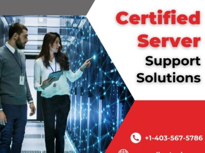 Certified Server Support Solutions