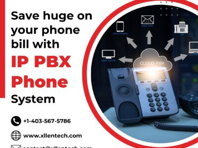 Save Huge On Your Phone Bill With IP PBX Phone System