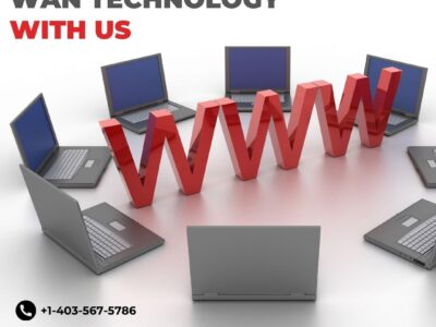 Upgrade Your WAN Technology With Us