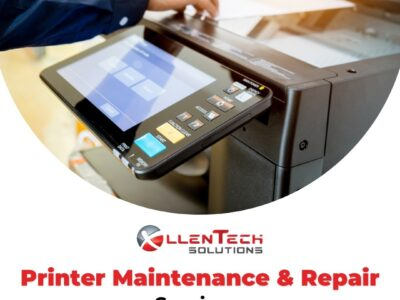 Printer Maintenance & Repair Services