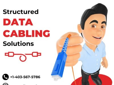 Structured Data Cabling Solutions
