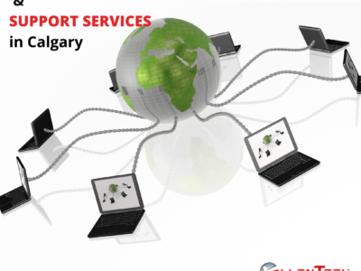 Network Maintenance & Support Services In Calgary