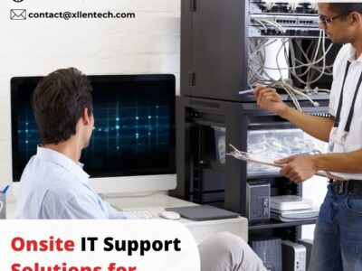 IT Solutions And Onsite IT Support For Business
