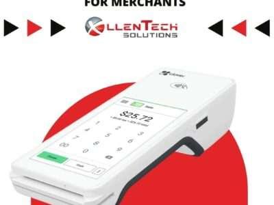 Clover Credit Card Machine For Merchants