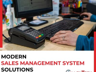 ModernSales Management System Solutions