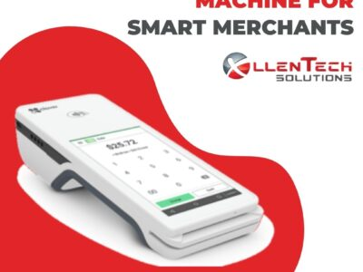 Portable Credit Card Machine For Smart Merchants
