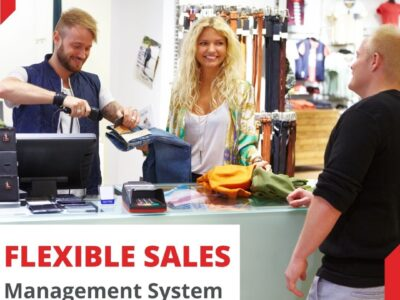 Flexible Sales Management System