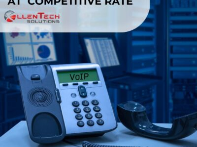 Get VoIP Phone System At Competitive Rate