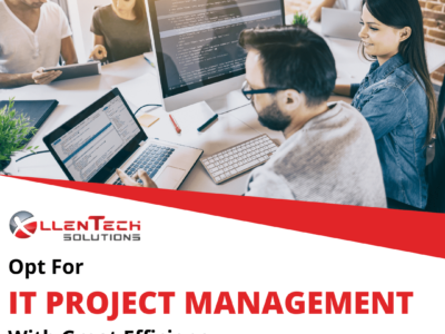 Opt For IT Project Management With Great Efficiency