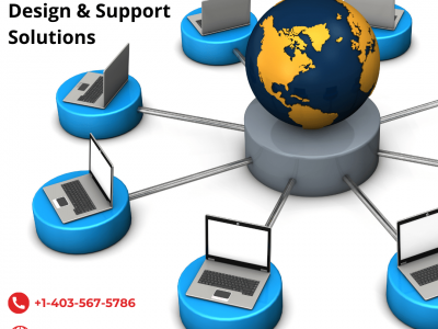 IT Network Design & Support Solutions