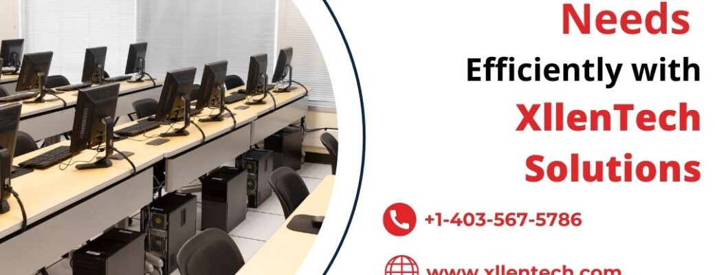 Handle Workplace IT Technology Needs Efficiently With Xllentech Solutions