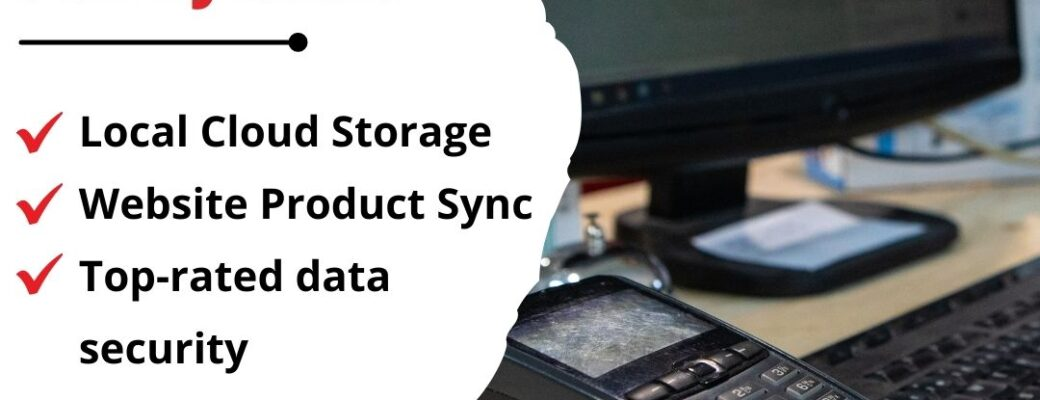 Highly Customizable PoS System - Local, Cloud Storage Website Product Sync, Top-rated Data Security