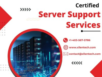 Certified Server Support Services