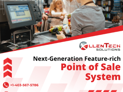 Next-Generation Feature-rich Point Of Sale System