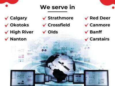 Xllentech Solutions We Serve Calgary And All Surrounding Towns, Wherever Your Business Needs