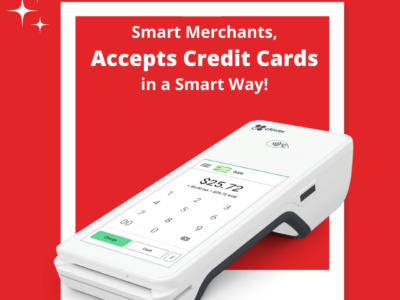 Smart Merchants, Accepts Credit Cards In A Smart Way!
