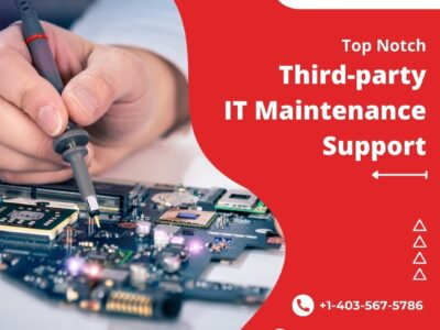 Top Notch Third-party IT Maintenance Support