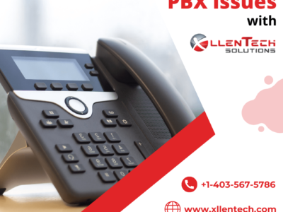 Troubleshoot PBX Issues With XllenTech Solutions