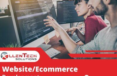 Website/Ecommerce Development