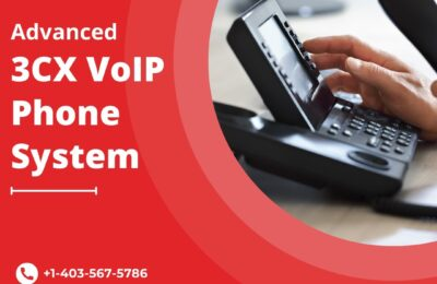Advanced 3CX VoIP Phone System