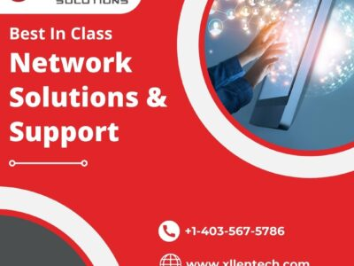 Best In Class Network Solutions & Support