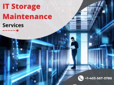 IT Storage Maintenance Services